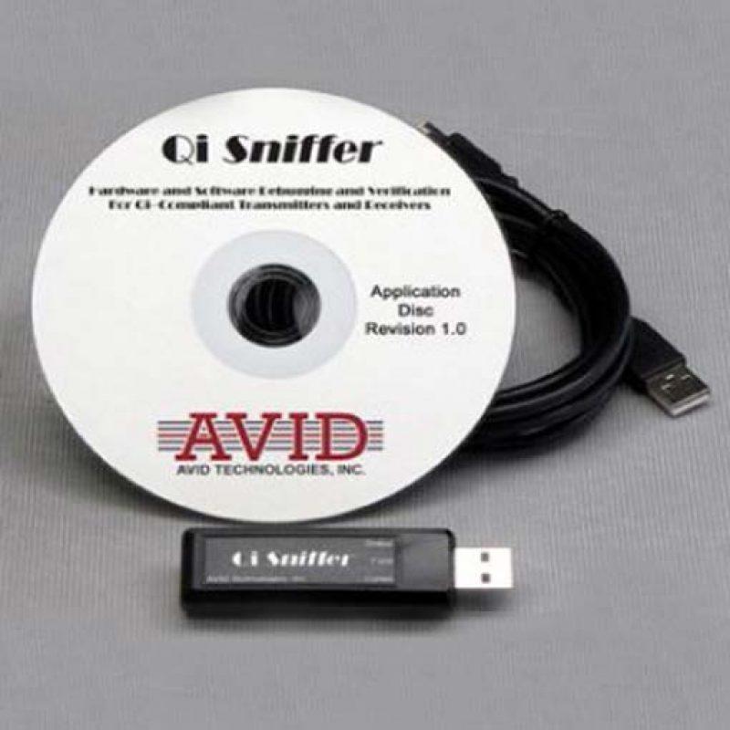 Qi Sniffer v1.2