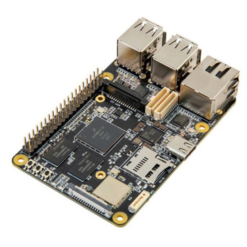 MaaXBoard Mini - NXP i.MX 8M Mini SBC